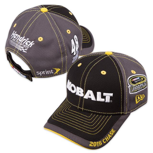 New Era Jimmie Johnson #48 2015 Kobalt Chase for the Cup hat
