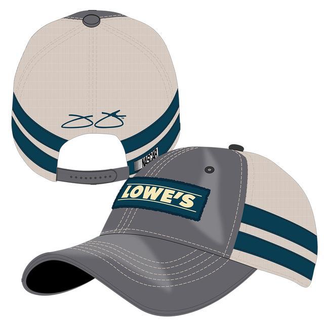 Jimmie Johnson #48 Darlington Throwback Trucker Hat