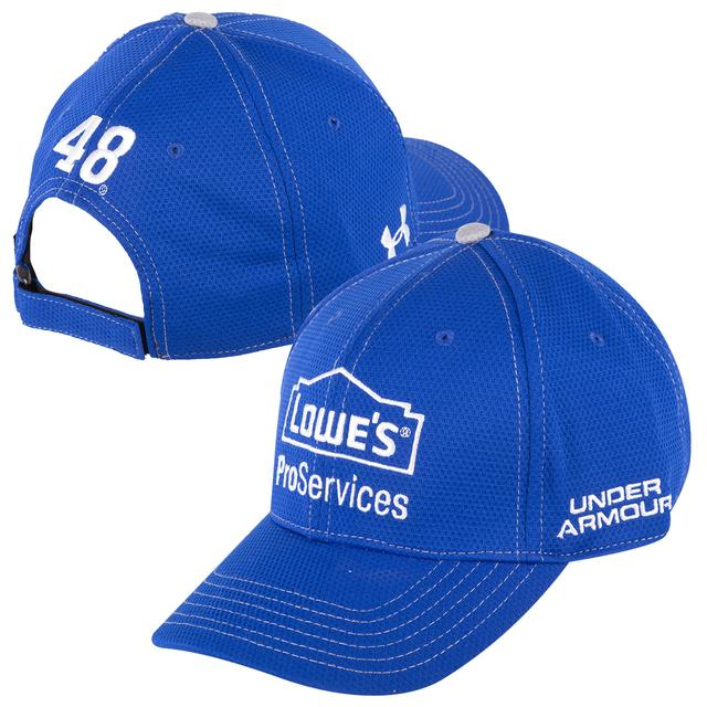 Jimmie Johnson #48  Lowe's ProService Official Team Hat