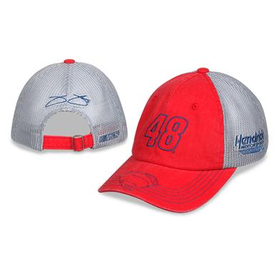 Jimmie Johnson #48 Ladies Superman Hat