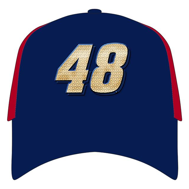 Jimmie Johnson #48 Superman Driver Hat