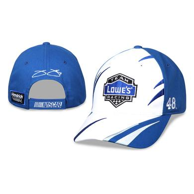 Jimmie Johnson Jagged Hat