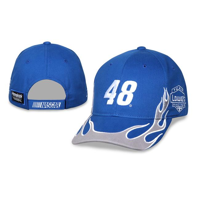 Jimmie Johnson Flame Hat