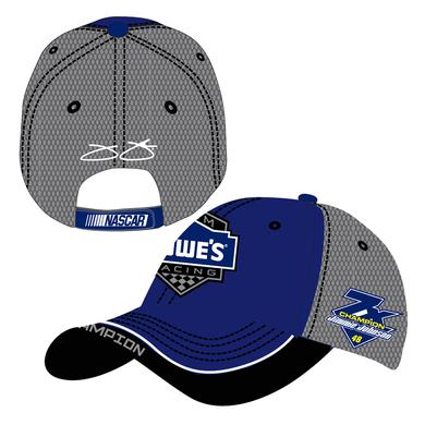 Jimmie Johnson 2016 NASCAR Champ Sponsor Hat