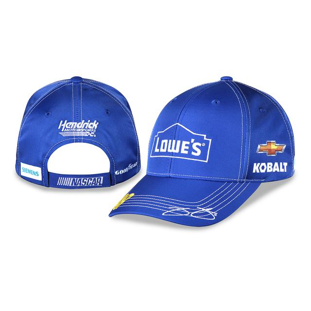 Jimmie Johnson Adult Uniform Hat - Lowe's