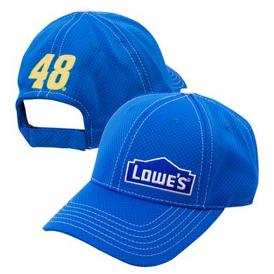 Jimmie Johnson #48 Official 2017 Team Hat - Lowes