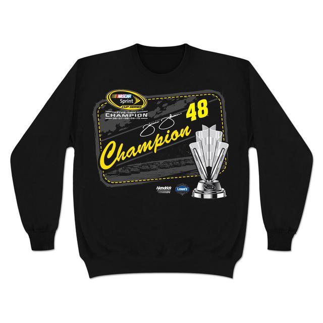 Jimmie Johnson #48 2010 Sprint Cup Champ Fleece