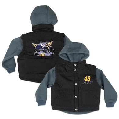 Jimmie Johnson #48 Toddler 3-1 Jacket set