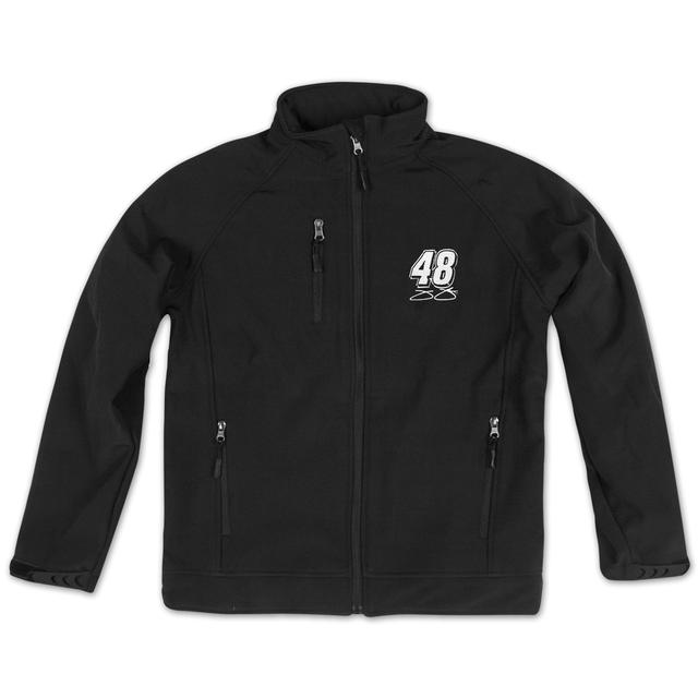 Jimmie Johnson #48 Ladies Signature Soft Shell Jacket