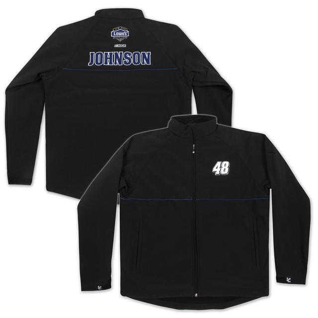 Jimmie Johnson#48 Ascender Soft Shell Jacket