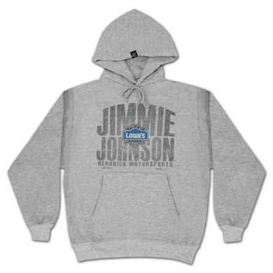 Jimmie Johnson #48 Lowe's Primary Hoodie