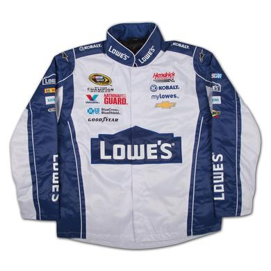 Jimmie Johnson #48 Lowe's Official Uniform Jacket