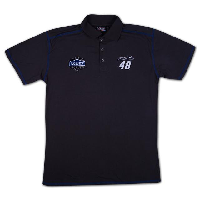 Jimmie Johnson #48 Lowe's Garage Polo