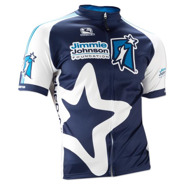 Jimmie Johnson Men's TeamJJF Cycling Jersey
