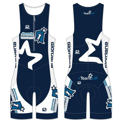 Jimmie Johnson TeamJJF - Men's Giordana Tri Suit - One piece