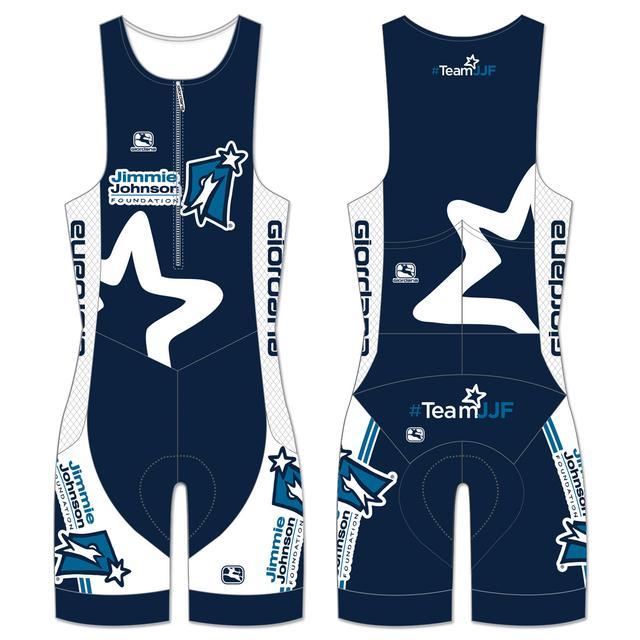 Jimmie Johnson TeamJJF - Women's Giordana Tri Suit - One piece