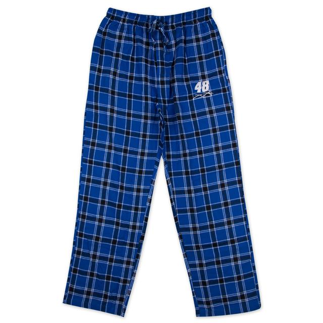 Jimmie Johnson Men's Flannel Pant