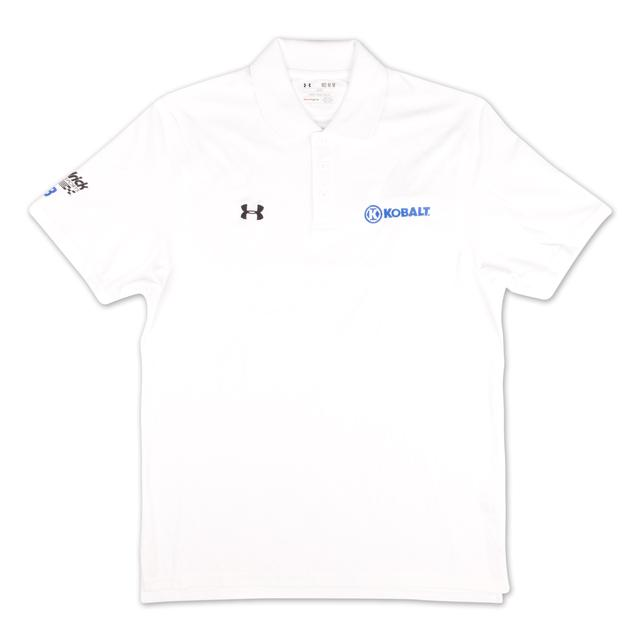 Jimmie Johnson #48 Kobalt Performance Polo by Under Armour