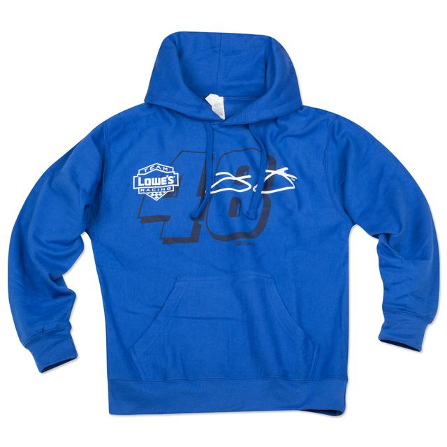 Jimmie Johnson #48 Men's Sponsor Hoodie