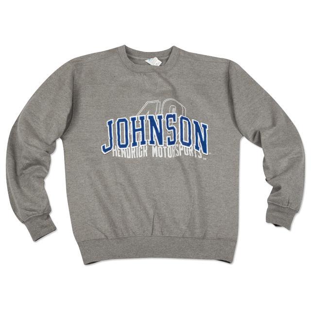 Jimmie Johnson #48 Men's Crewneck Sweatshirt