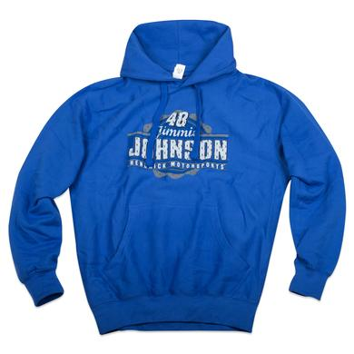 Jimmie Johnson  #48 Men's Varsity Pullover Hoodie