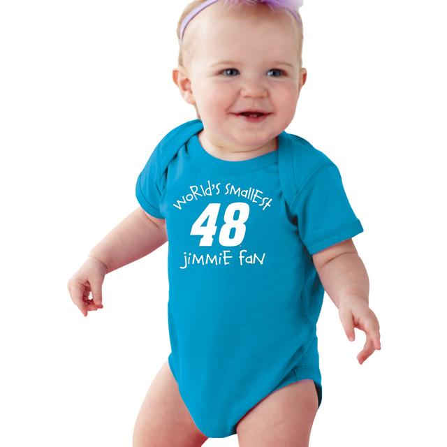 Jimmie Johnson Infant Onesie