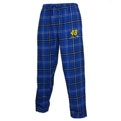 Jimmie Johnson #48 Ultimate Men's Flannel Pant