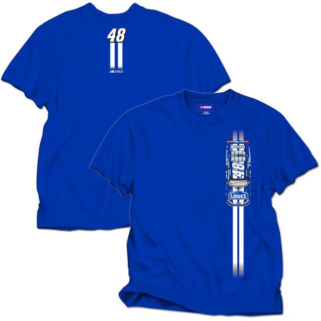 Jimmie Johnson LTD Edition Exclusive 2012 Launch T-shirt