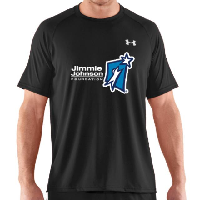 Jimmie Johnson Foundation Under Armour Running Shirt