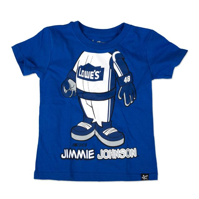 Jimmie Johnson - 2014 Chase Authentics Lowe's Boy's Toddler Tee
