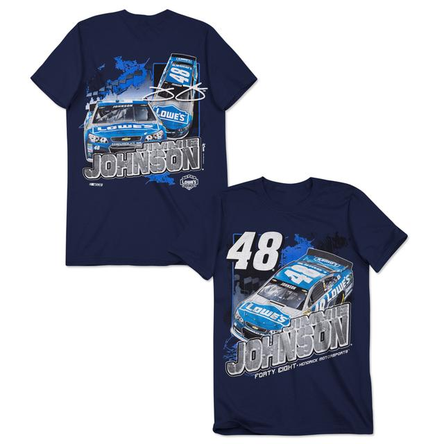 Jimmie Johnson - 2015 Adult Chassis Tee