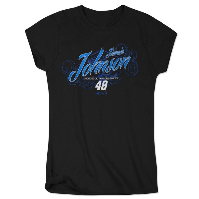 Jimmie Johnson 2015 Chase Authentics Ladies Speed Diva Tee
