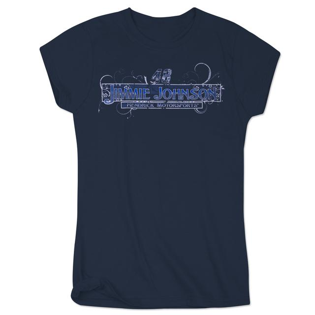 Jimmie Johnson - 2015 Chase Authentics Ladies Fabricator Tee
