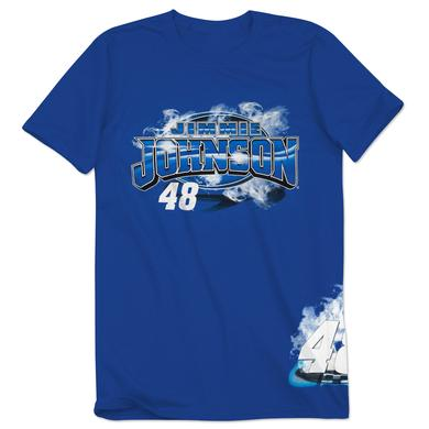 Jimmie Johnson #48 Burnout T-Shirt