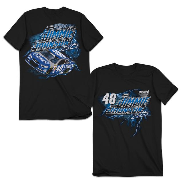 Jimmie Johnson #48 Backstretch T-Shirt