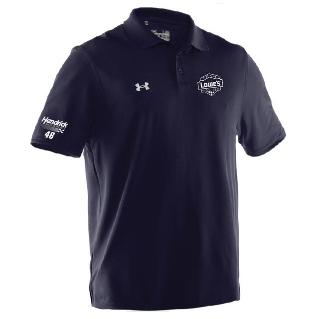 Jimmie Johnson #48  Lowe's Performance Polo