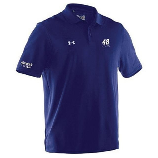 Jimmie Johnson #48  Signature Performance Polo