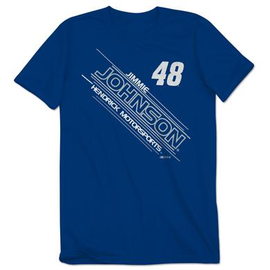 Jimmie Johnson Jimmie  #48 Driver T-Shirt