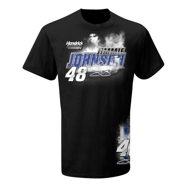Jimmie Johnson Jimmie  #48 Burnout T-Shirt