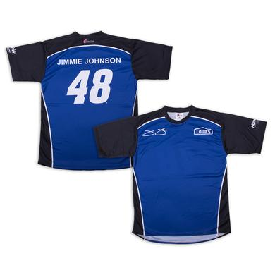 Jimmie Johnson #48 Solid Performance T-Shirt