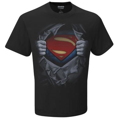 Jimmie Johnson #48 Superman Man of Steel T-Shirt