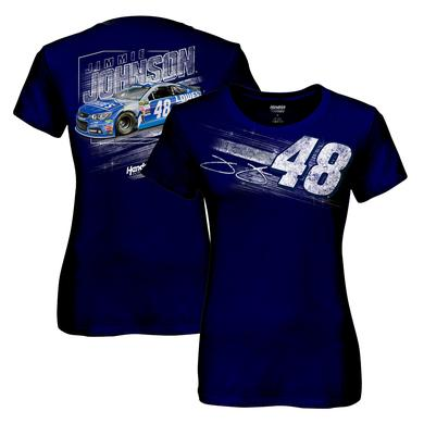 Jimmie Johnson Ladies Dyno T-shirt