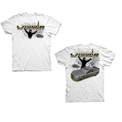 Jimmie Johnson #48 2016 CHARLOTTE Victory T-shirt PRE-ORDER