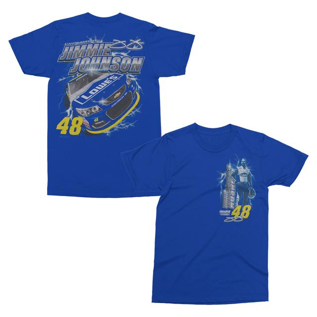 Jimmie Johnson #48 Gauge T-Shirt
