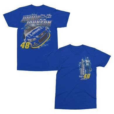 Jimmie Johnson #48 Gauge T-Shirt