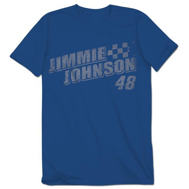 Jimmie Johnson #48 Vintage Slant T-Shirt