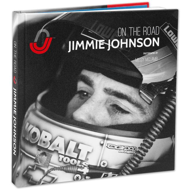"""Jimmie Johnson """"On The Road"""" Book"""