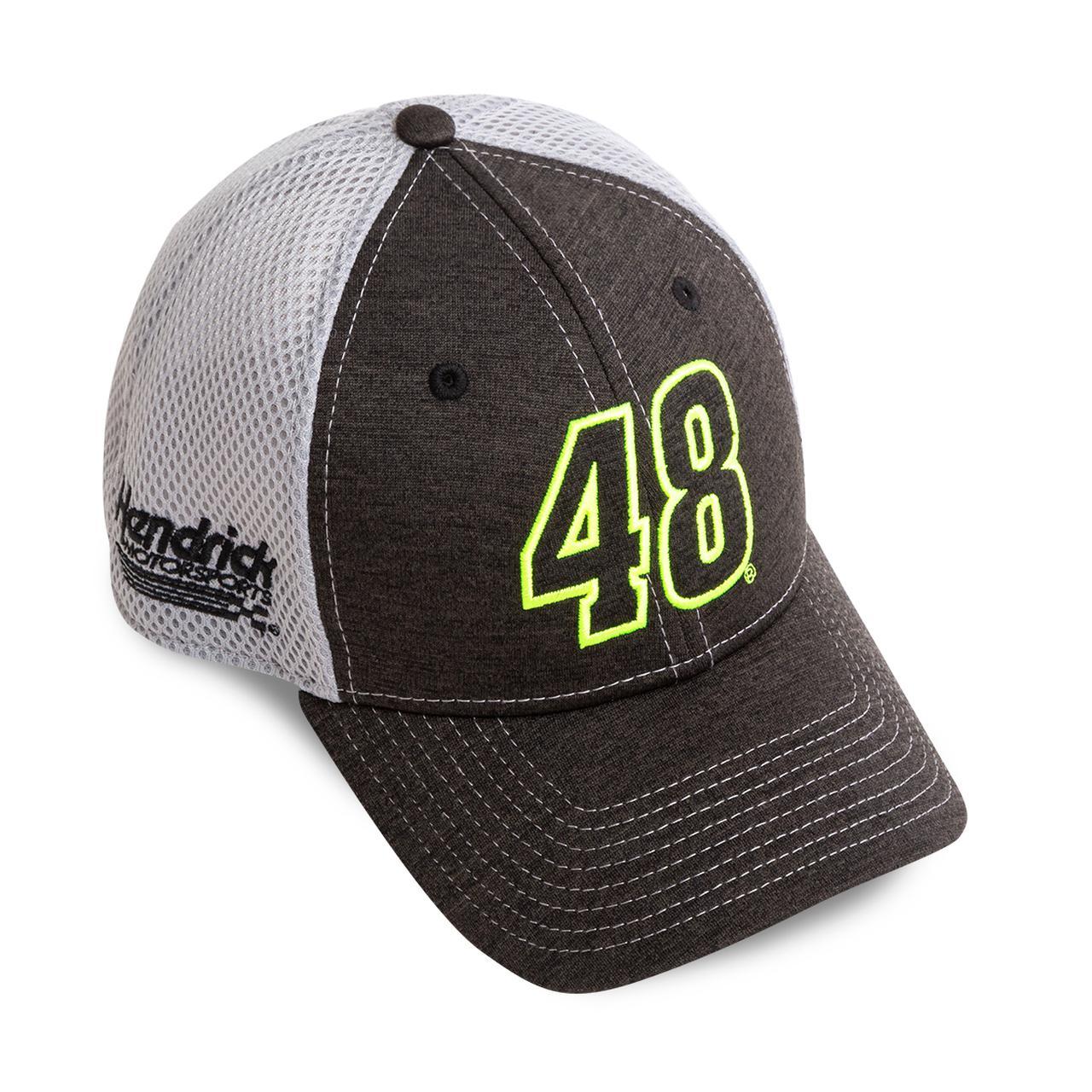 Jimmie Johnson  48 2018 NASCAR New Era 920 Surge Stitcher Lowes Hat 89ed7fa4fa9