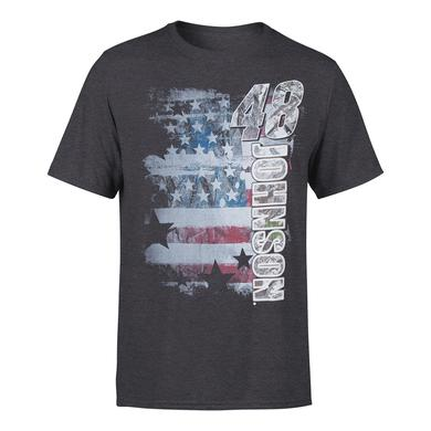Jimmie Johnson 2018 #48 TrueTimber Patriotic T-shirt