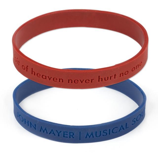 John Mayer Wristband Combo